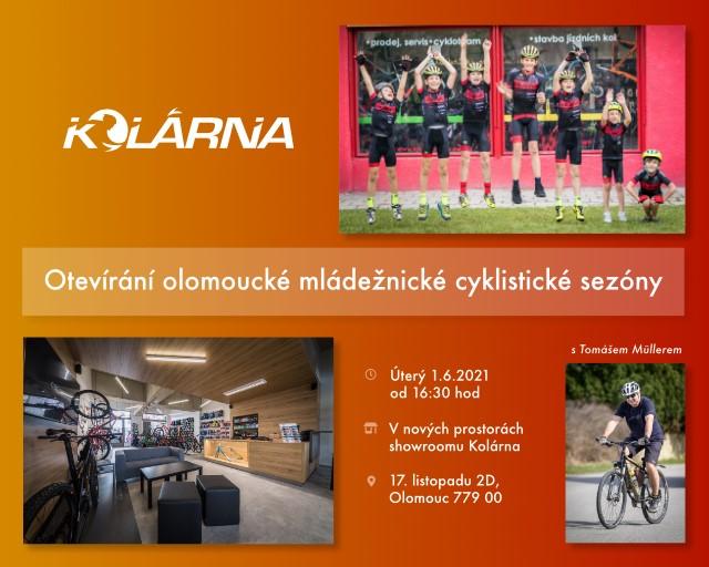 cyklistika pozvánka